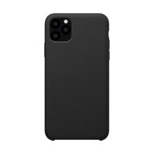 Kryt NILLKIN Flex pro Apple iPhone 11 Pro Max - silikonový - černý