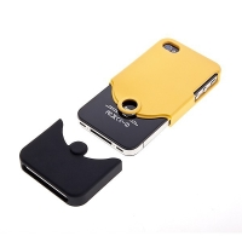 Ochranný kryt / pouzdro pro Apple iPhone 4 / 4S dvoubarevný