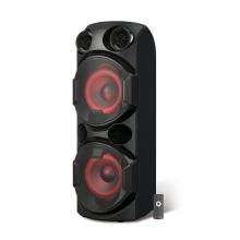 Bluetooth reproduktor / soundbox REBELTEC - 70W RMS - LED podsvícení - TWS bezdrátový - černý