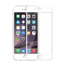 Super odolné tvrzené sklo Nillkin (Tempered Glass) na přední část Apple iPhone 6 / 6S - bílý rámeček