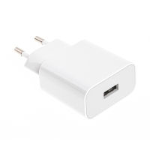 Nabíječka / EU napájecí adaptér  XIAOMI - 1x USB - 10W - bílý