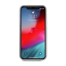 Kryt KARL LAGERFELD Mlsná Choupette pro Apple iPhone 12 / 12 Pro - plastový / gumový - průhledný