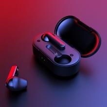 Bezdrátová sluchátka QCY T3 TWS - černá