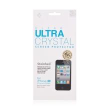 Ochranná fólie SGP Steinheil pro iPhone 4 / 4S přední a zadní - Ultra Crystal