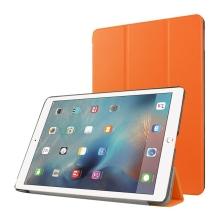 Pouzdro / kryt pro Apple iPad Pro 9,7 - vyklápěcí, stojánek - oranžové