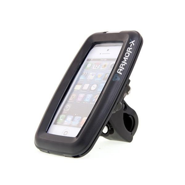 Voděodolné pouzdro na kolo (IPX7) pro Apple iPhone 5   5S   SE a ... b32c7d862ad