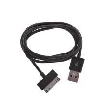 Synchronizační datový USB kabel pro iPhone / iPod / iPad - černý