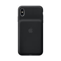 Originální Apple iPhone Xs Max Smart Battery Case - černý