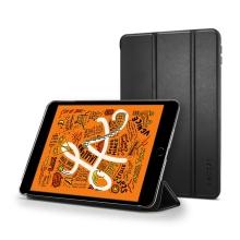 Pouzdro SPIGEN Smart Fold pro Apple iPad mini 4 / 5 - umělá kůže - černé