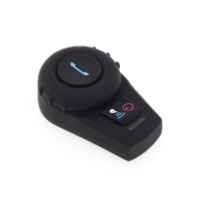 Handsfree Bluetooth sada - funkce intercom - na motocykl / lyže - černá