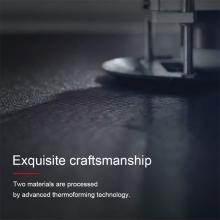 Kryt NILLKIN pro Apple iPhone Xr - 3D textura - černý - plastový / látkový - černý