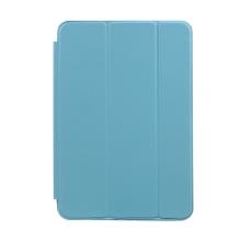 Pouzdro / kryt pro Apple iPad mini 1 / 2 - funkce chytrého uspání + stojánek - modré