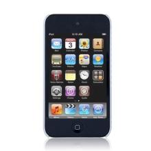 Ochranný kryt / pouzdro pro Apple iPod touch 4. generace - bílý