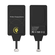 Podložka / přijímač pro bezdrátové nabíjení Qi pro Apple iPhone s Lightning konektorem