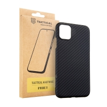 Kryt TACTICAL MagForce pro Apple iPhone 11 - Aramidová vlákna - karbonový - černý
