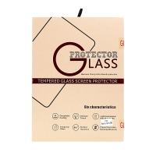 """Tvrzené sklo (Tempered Glass) pro Apple iPad Pro 12,9"""" / 12,9"""" (2017) - na přední část - 2D hrana - čiré - 0,3mm"""