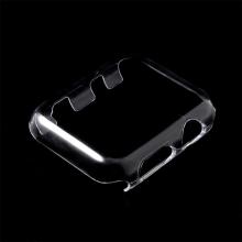 Kryt pro Apple Watch Series 1 / 2 42mm - plastový - průhledný