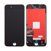 LCD panel + dotykové sklo (touch screen digitizér) pro Apple iPhone 7 - černý - kvalita A+