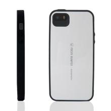 Plasto-gumový kryt Mercury Focus Bumper pro Apple iPhone 5 / 5S / SE