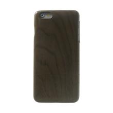 Kryt pro Apple iPhone 6 Plus / 6S Plus dřevěný - Black Walnut / černý ořech