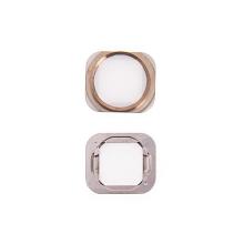 Tlačítko Home Button pro Apple iPhone 6s / 6s Plus - bílo-zlaté - kvalita A