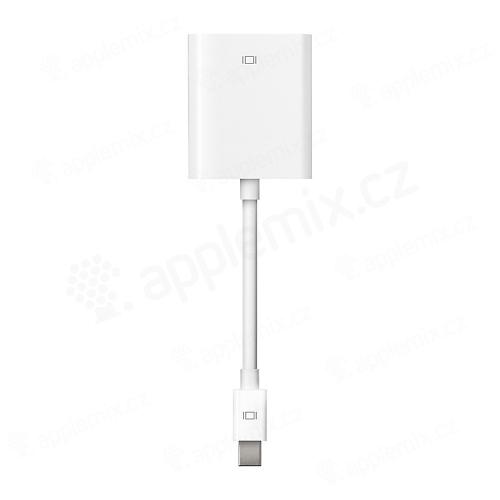 Originální Apple Mini DisplayPort na VGA Adapter - bílý