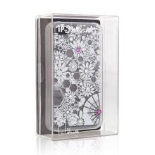 Ochranný kryt pro Apple iPhone 4 / 4S - pokrytý diamanty