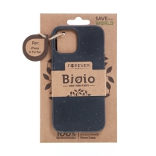 Kryt FOREVER BIOIO - pro Apple iPhone 12 Pro Max - Zero Waste kompostovatelný kryt - černý