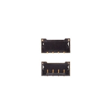 Konektor (kontakt) na flex kabel baterie pro Apple iPhone 4S - kvalita A