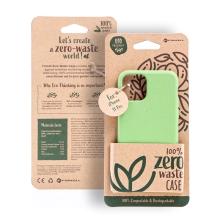 Kryt FORCELL BIO - pro Apple iPhone 11 Pro - Zero Waste kompostovatelný kryt - zelený