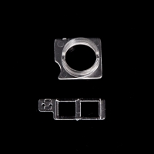 Vymezovací kroužek přední kamery + díl k uložení proximity senzoru pro Apple iPhone 8 - kvalita A+
