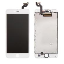LCD panel + dotykové sklo (touch screen digitizér) pro Apple iPhone 6S Plus - bílý - kvalita A