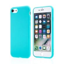Kryt pro Apple iPhone 7 / 8 / SE (2020) - gumový - mátově zelený
