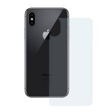 Tvrzené sklo (Tempered Glass) pro Apple iPhone X / Xs - na zadní část - 2,5D hrana - čiré - 0,3mm