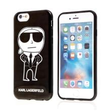Kryt KARL LAGERFELD pro Apple iPhone 6 / 6S - plastový