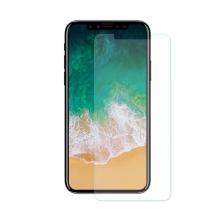 Tvrzené sklo (Tempered Glass) HAT PRINCE pro Apple iPhone X - na přední část - 2,5D - 0,3mm