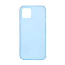 Kryt pro Apple iPhone 12 / 12 Pro - ultratenký - plastový - modrý