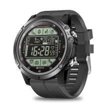 Fitness chytré hodinky ZEBLAZE VIBE 3S - krokoměr / notifikace - Bluetooth - vodotěsné - černé