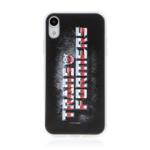 Kryt pro Apple iPhone Xr - gumový - Transformers