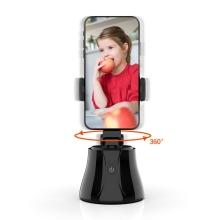 Stojánek / stojánek DEVIA - funkce automatického otáčení za tváří - Bluetooth - černý