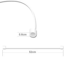 Šňůrka / úchyt pro Apple AirPods - svítící ve tmě - silikonová