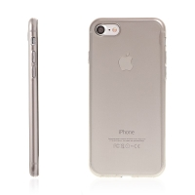 Kryt pro Apple iPhone 7 / 8 gumový tenký - šedý