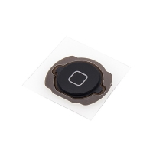 Tlačítko Home Button pro Apple iPod touch 4.gen. - černé