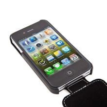 Ochranný kryt pro Apple iPhone 4 / 4S - vyklápěcí