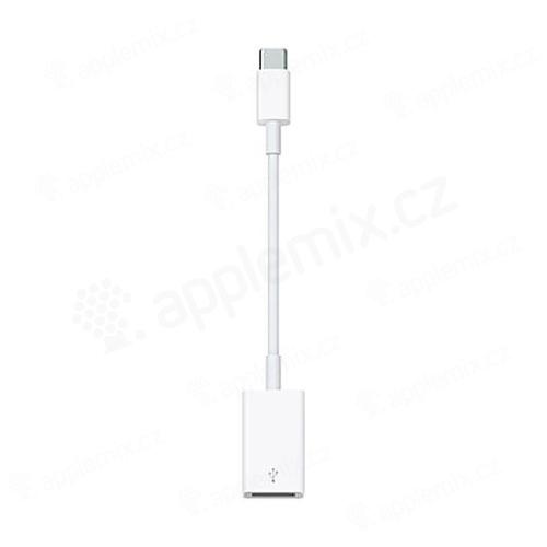 Originální Apple USB-C na USB Adapter - bílý