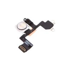 Flex kabel s LED bleskem a mikrofonem pro Apple iPhone 12 mini - kvalita A+