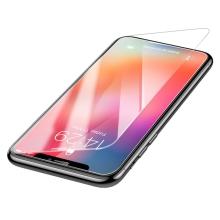 Tvrzené sklo (Tempered Glass) BASEUS pro Apple iPhone Xr - na přední část - čiré - 0,3mm