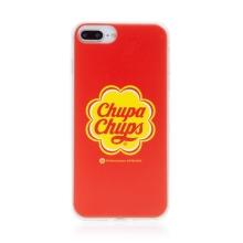 Kryt pro Apple iPhone 7 Plus / 8 Plus - gumový - Chupa Chups