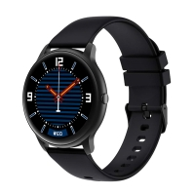 Fitness chytré hodinky IMILAB - tlakoměr / krokoměr / měřič tepu - Bluetooth - voděodolné - černé