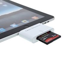 Compact Flash čtečka pro Apple iPad / iPad 2 - Connection Kit